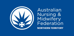 Australian Nursing and Midwifery Federation logo