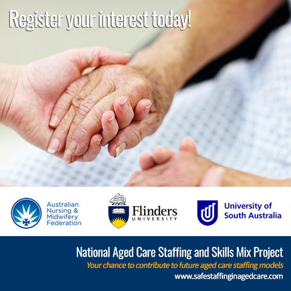 National Aged Care Staffing and Skills Mix Project